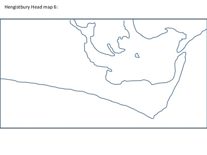 Hengistbury Head map 6: