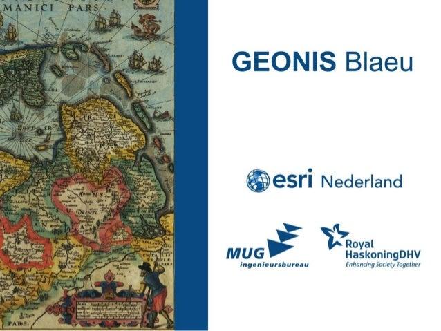 GEONIS Blaeu