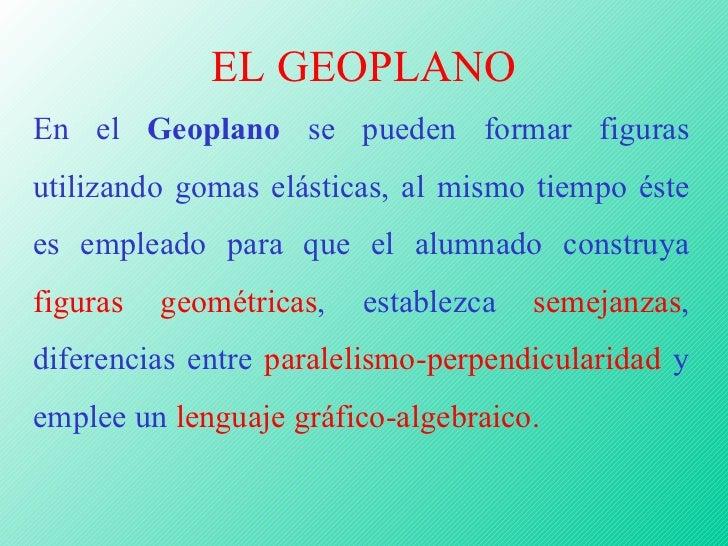 Geoplano Slide 2