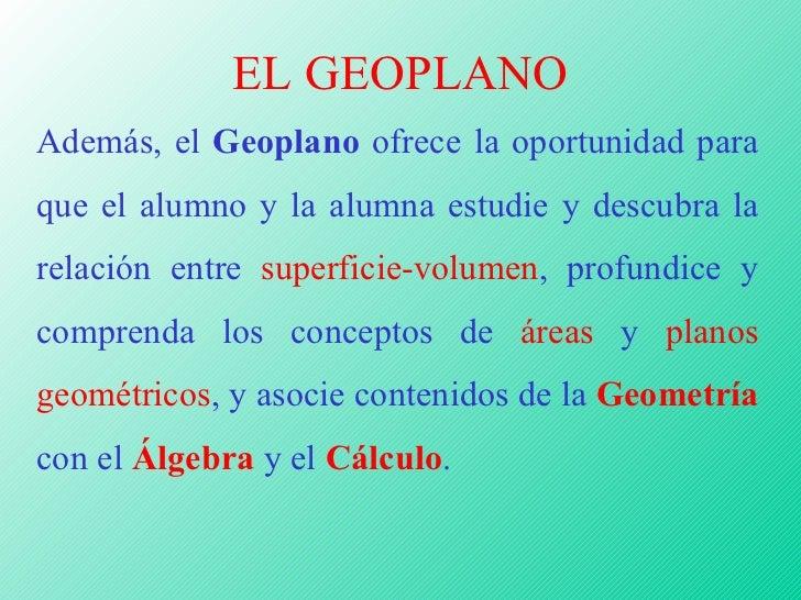 Geoplano Slide 3