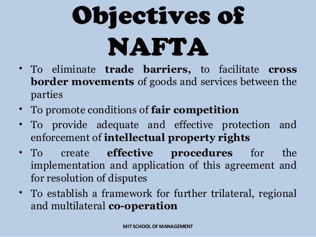 The Advantages and Disadvantages of NAFTA
