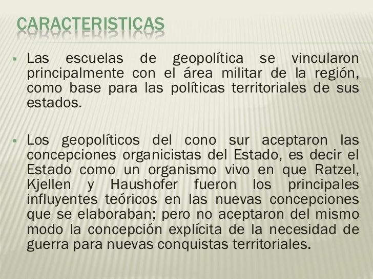 Geopolitica del brasil for Caracteristicas de los contemporaneos