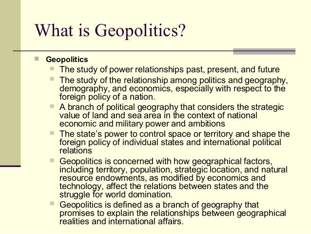 geopolitics test with answers Geopolitics study resources  geopolitics test prep view all geopolitics study  in 4 to 6 pages please answer the following question: building upon this week's .