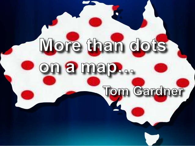 """""""I make maps"""""""