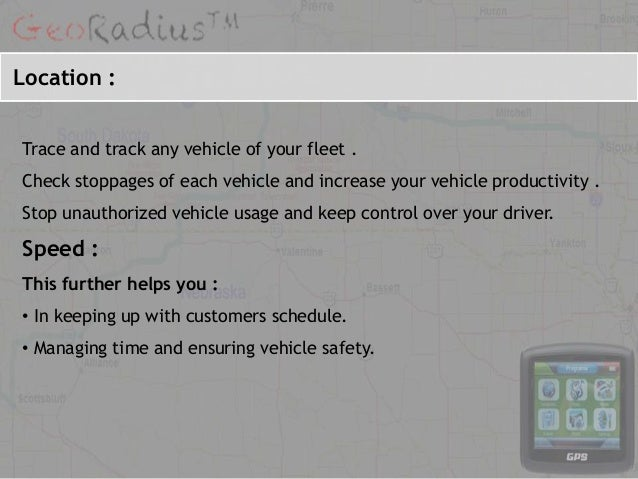 Geo Radius Gps Gprs Based Automatic Vehicle Tracking