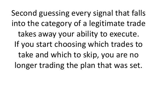 what is legitimate trade