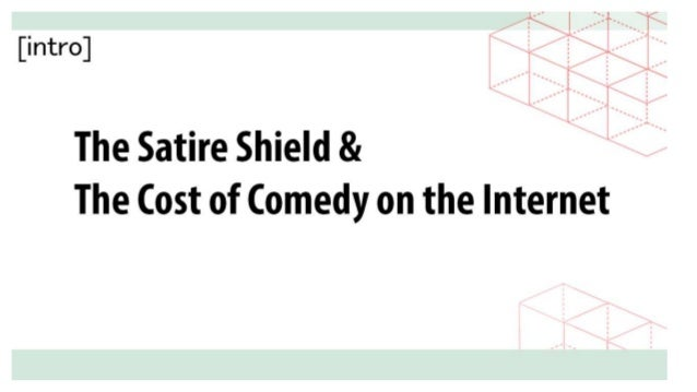 Comedy Trolling And The Satire Shield The True Cost Of Comedy On T