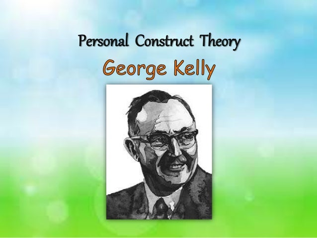 personal construct theory ad trait theory The situational leadership® model is arguably the most recognized, utilized and effective leadership and influence tool in the history of the behavioral sciences.