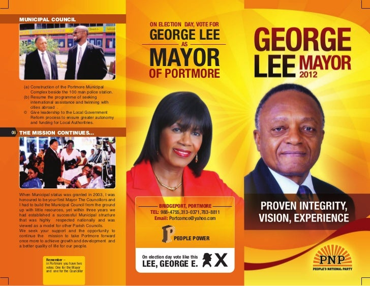 Election Flyer Templates Campaign Flyer Template Brochureelection