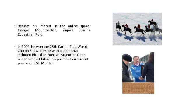 George Mountbatten Slide 3