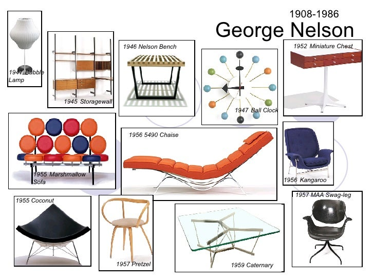 George Nelson ...