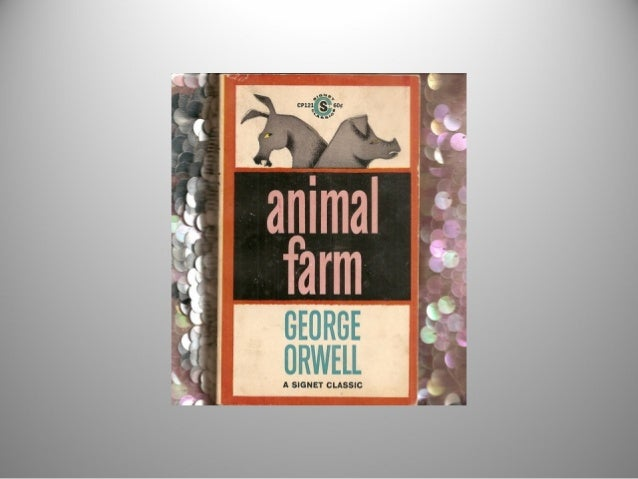 the five basic elements in animal farm by george orwell What's the symbolism behind animal farm why did george orwell write it learn about this book with this in-depth study guide slide 1 of 5 book summary.