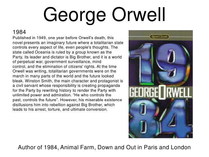 "the actions and chracter of winston smith in george orwells 1984 Alienation theme in the novel ""1984"" by george orwell winston smith thus his alienation to society, like other characters in the novel."
