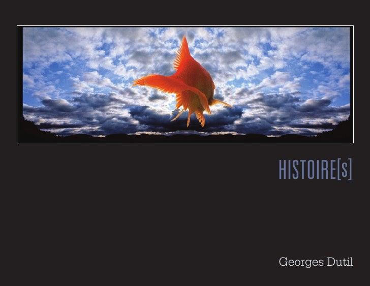 HISTOIRE[s]   Georges Dutil