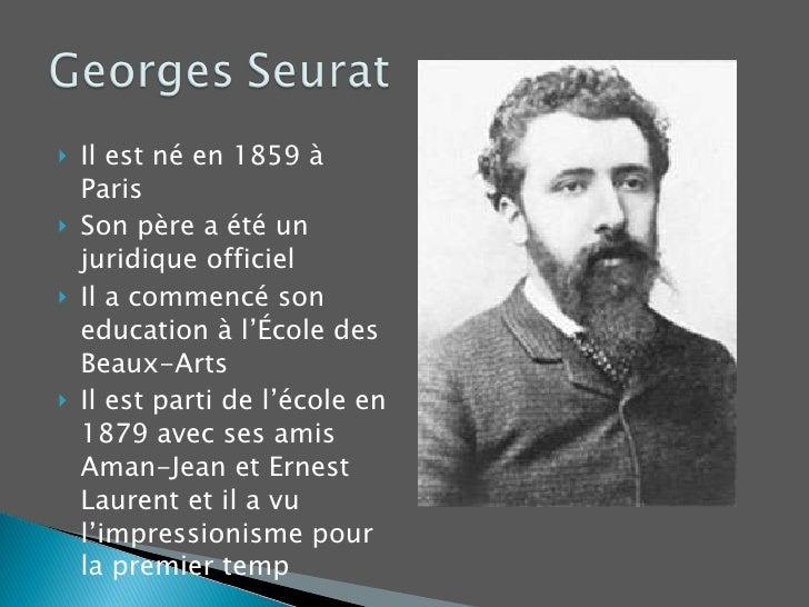 <ul><li>Il est né en 1859 à Paris </li></ul><ul><li>Son père a été un juridique officiel </li></ul><ul><li>Il a commencé s...