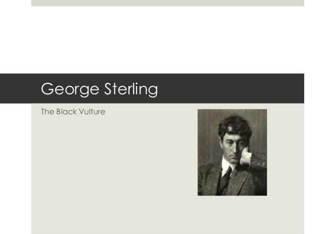 George Sterling The Black Vulture