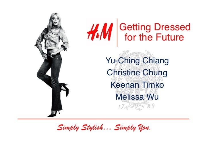 Getting Dressed!                  for the Future!             Yu-Ching Chiang!             Christine Chung!              K...