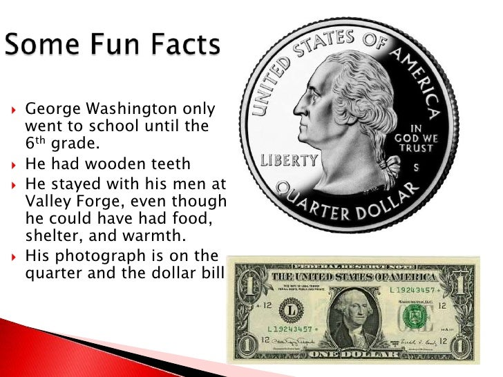 Fun Facts Washington For Kids
