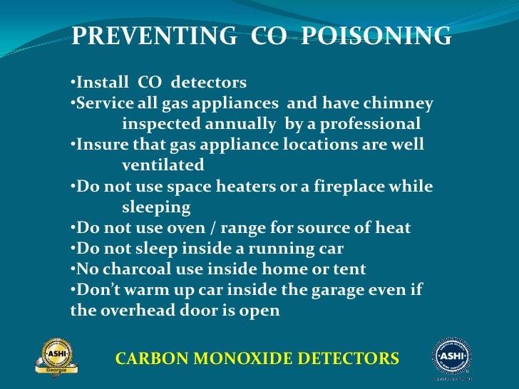 Georgia Carbon Monoxide Detector Requirements