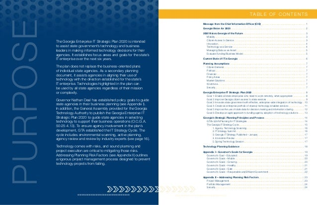 RTA Strategic Plan