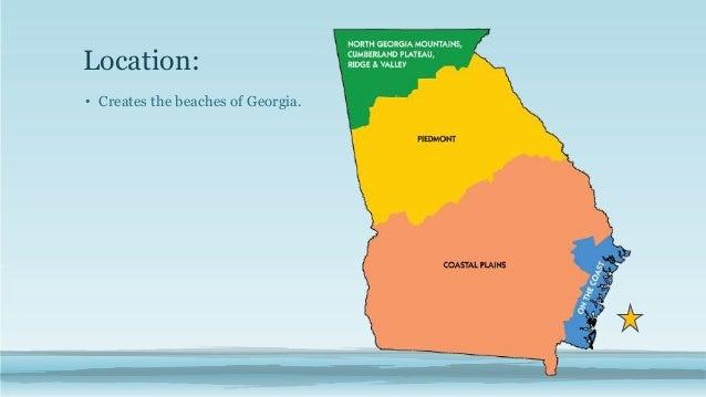 Georgia Habitats Atlantic Ocean