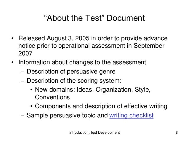 georgia high school writing test prompts The writing test is meant to measure the writing skills that you should have learned in your english classes in high school it also claims to be a measure of how you might do in entry-level composition classes in college so, what exactly is the test like first, you will be given a prompt that tells you about an.