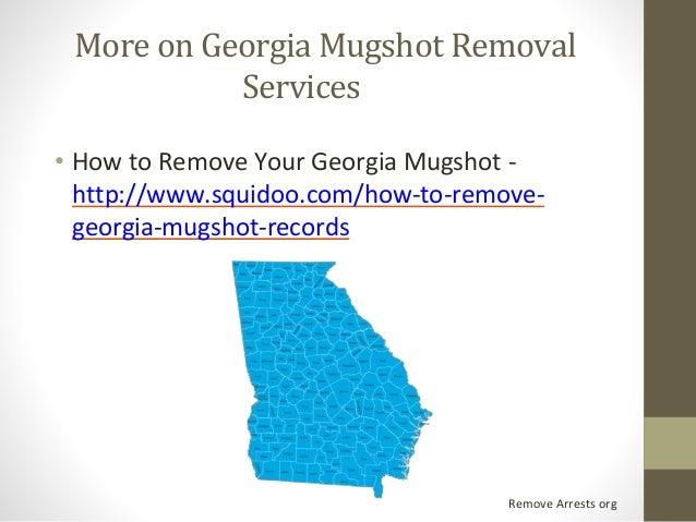 Georgia Mugshots - Where do they Come From & How Do You Get 'Em Delet…