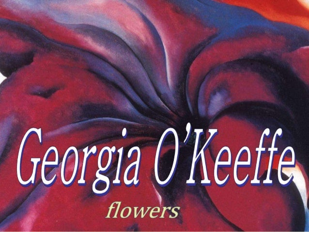 Georgia O'Keeffe is a 20th century American painter best known for her flower canvases and southwestern landscapes. A pion...