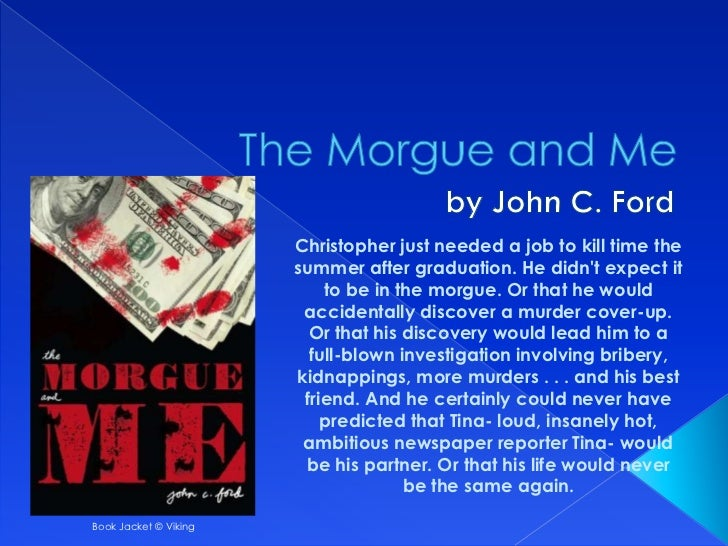 the morgue and me ford john c