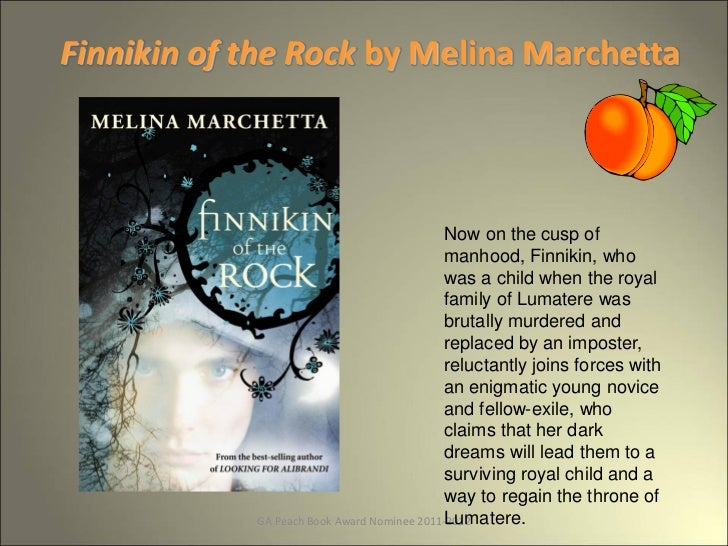 Finnikin Of The Rock Pdf