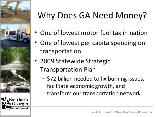 georgia 39 s transportation investment act lessons learned