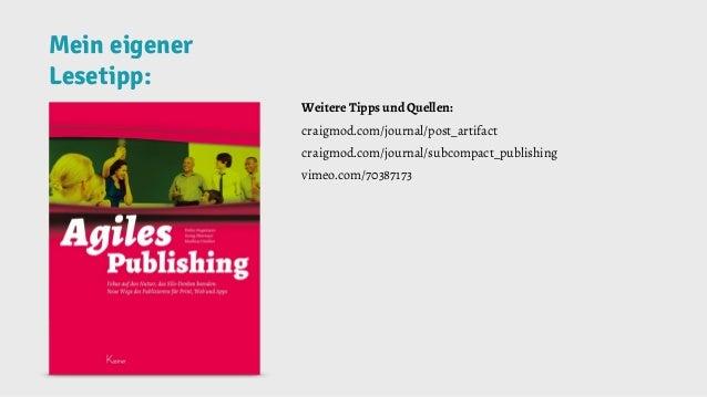 Digitale Anomalien – Magazine zwischen Papier und Pad Slide 2