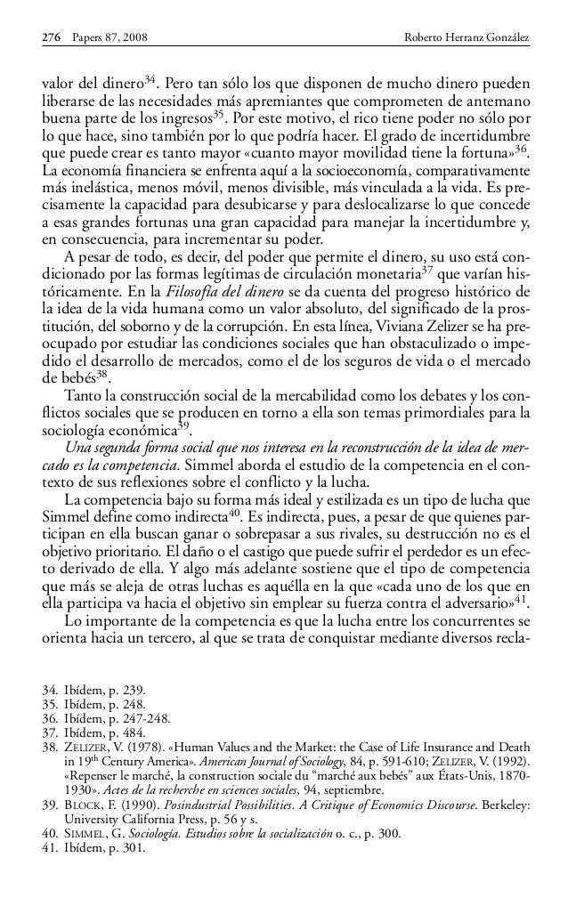 george simmel paper Georg simmel these notes on georg simmel were prepared for sociology 250, introduction to social theory, in fall, 1995 the notes provide an overview and some examples of simmel's approach to the study of society.