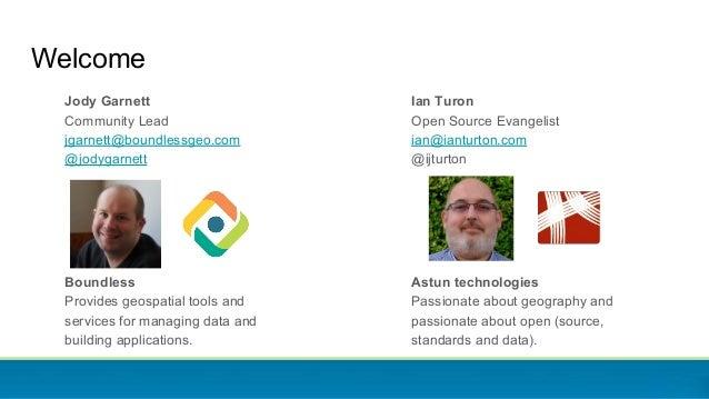 GeoServer Developers Workshop Slide 2