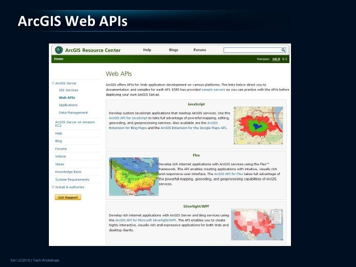 Geo Services  Social Media And Gis Applications