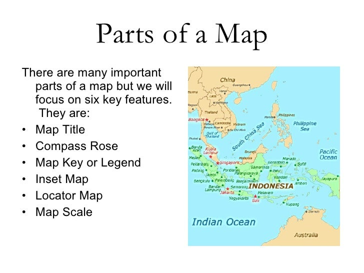 parts of a map - Teriz.yasamayolver.com on characteristics of a map, basic components of a map, parts of a map, mind tools mind map, key components of a map,