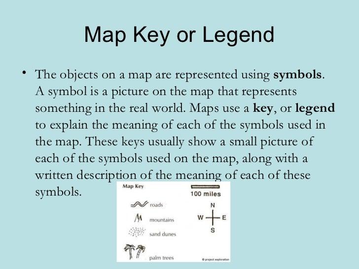 5 main parts of a map Geo Skills 2 Parts Of A Map 5 main parts of a map