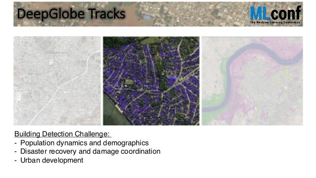 Geospatial machine learning for urban development