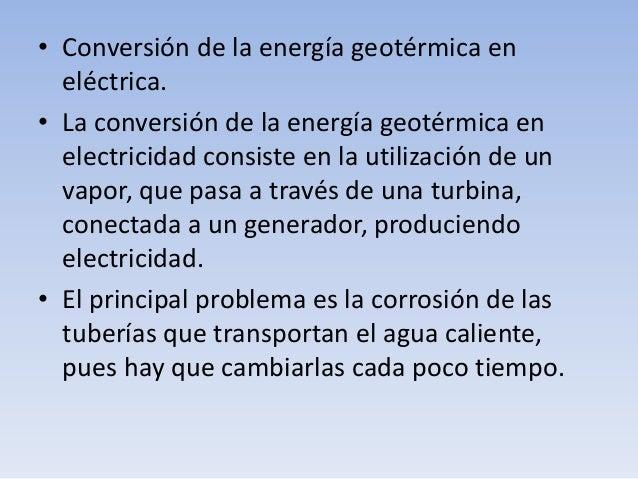 Geotermica - En que consiste la energia geotermica ...
