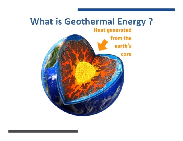 Geothermal Energy Potential for Lebanon