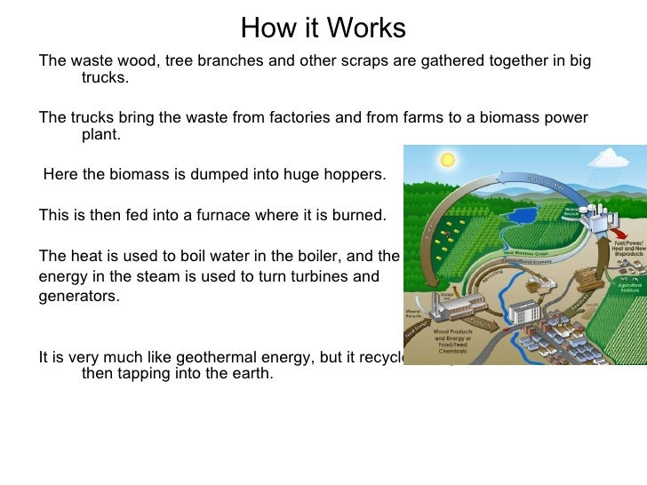 How Does Biomass Work ~ How biomass works pictures to pin on pinterest thepinsta