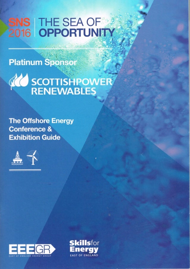 Geo Therm Ltd   Southern North Sea SNS2016 exhibition sponsor - advertisment