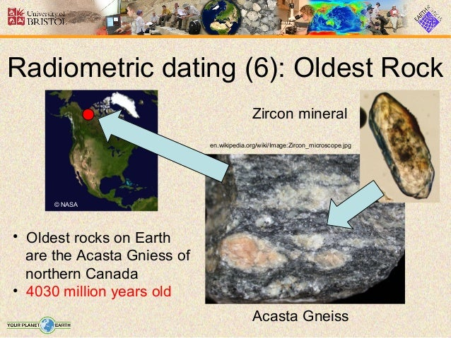 acasta gneiss radiometric dating Acasta gneiss the acasta gneiss is a rock the acasta gneiss is named for the nearby acasta river east of great an age based on radiometric dating of.