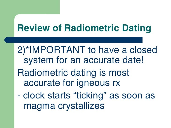 What is the importance of radiometric hookup