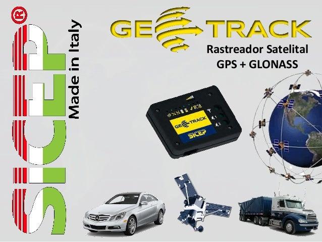 Rastreador Satelital  GPS + GLONASS