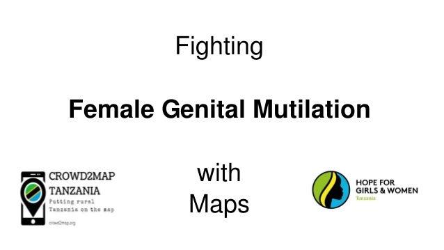 Fighting Female Genital Mutilation with Maps