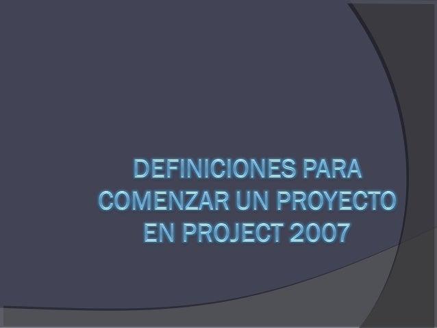 Gep Eq2 T10 Presentacion Ms Proyect Slide 2