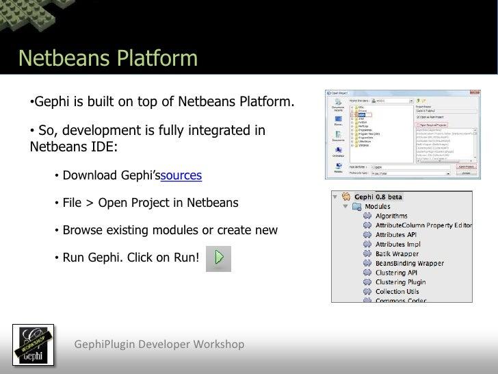 Gephi Plugin Developer Workshop