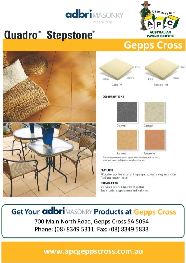 Gepps cross apc_quadro_stepstone