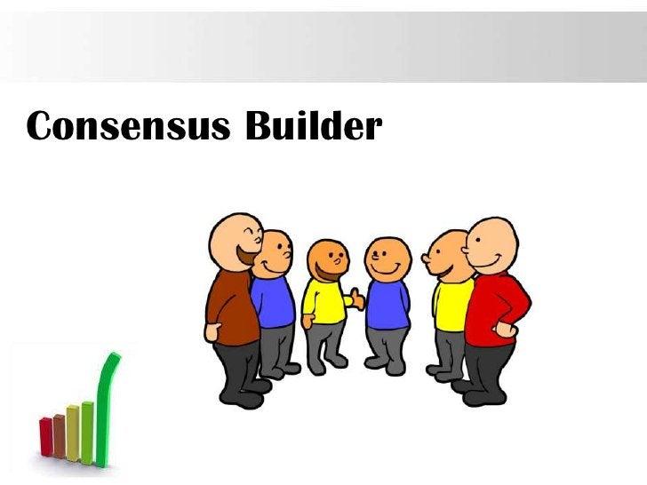 Consensus Builder                    Page 14